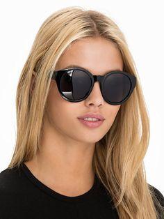 Chunky Cateye Sunglasses - New Look - Schwarz - Sonnenbrillen - Accessoires - Damen - Nelly.de Mode Online