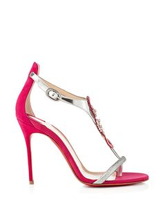 CHRISTIAN LOUBOUTIN Melodie 100 mm High-Heel Sandals