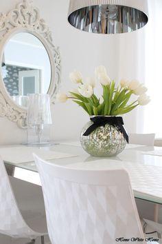Home White Home--GORGEOUS blog!