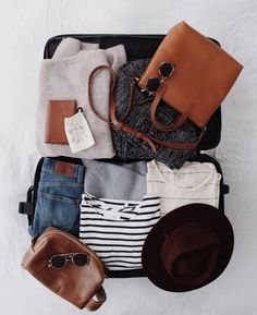 How to Maximize Space in Your Carry On  {Occupy Every Inch & Skip the Checked Baggage Fees!}