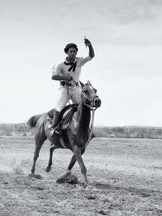 Gaucho,Argentina by Maria Churkina, via 500px