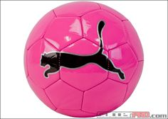 Neon pink | Puma Big Cat II Soccer Ball - Neon Pink