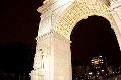Greenwich Village (Washington Square Park) NYC