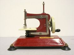 Vintage Gateway Toy Sewing Machine Junior Model by That70sShoppe, $60.00