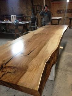 live edge table, single slab table, one slab maple, live edge wood,live edge… Live Edge Tisch, Live Edge Table, Live Edge Wood, Live Edge Slabs, Live Edge Furniture, Dining Room Furniture, Dining Room Table, Wood Slab Table, Wood Table Tops