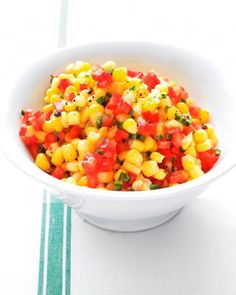 Corn Salad Recipe on Yummly. @yummly #recipe