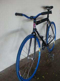 Fixed Gear Bike by BigKidFun, via Flickr