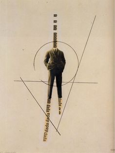 John Heartfield. Dada Picture, c.1923