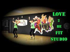 Chori Chori, Mega Mix 19 Dance Fitness, Zumba ® at Love 2 Be Fit Studio - YouTube