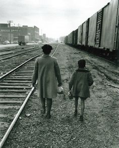 Brown Girl Collective Linda Brown and her Sister Walking to School, Topeka, Kansas, March 1953. Photo by Carl Iwaski.  On May 17, 1954, the Supreme Court ruled on Oliver Brown et al. v. the Board of Education of Topeka, Kansas and ended legal public-school segregation in the United States. This case was named for the fourth-grader Linda Brown--seen here at age ten, with her sister Terry Lynn, age six. Under segregation laws they were not allowed to attend the nearby New Summer School.