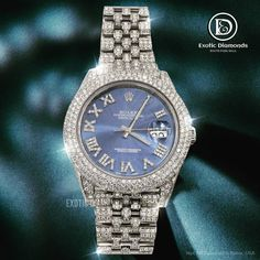 Latest collection of Rolex Watches is available at Exotic Diamonds... DM US OR Buy on our website 💻 www.exoticdiamondsa.com Call us ☎️ : +1 210 927 7787 We offer Financing and Layaway 36 months interest free financing available... @exoticfreeze @exoticdiamondsa #rolexwatch #rolex #watchesofinstagram #rolexsubmariner #rolexwatches #watches #rolexdatejust #watch #rolexdaytona #watchoftheday #watchfam #rolexaholics #rolexero #watchaddict #watchcollector #rolexlover #rolexwrist #rolexgmtmaster Rolex Gmt Master, Pre Owned Rolex, Expensive Watches, Rolex Daytona, Rolex Submariner, Custom Jewelry, Rolex Watches, Exotic, Hip Hop