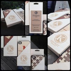 Check out our new packaging for the Keyway Hybrid iPhone Cases!