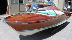 Glue And Stitch Boat Plans Wooden Speed Boats, Wood Boats, Plywood Boat Plans, Wooden Boat Plans, Riva Boot, Chris Craft Wooden Boats, Flat Bottom Boats, Runabout Boat, Boat Restoration