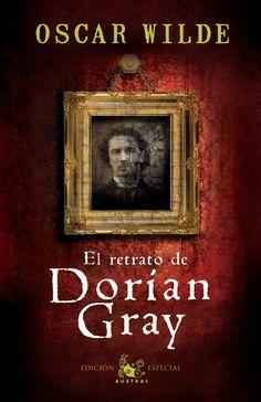 Título: el retrato de Dorian Gray / Autor: Oscar Wilde