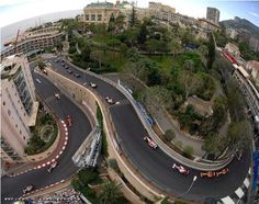 Monaco..just stayed at the Fairmont where the hairpin turn...now I will be more interested in seeing the Grand Prix!
