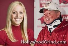 NCAAF: Arkansas has fired football coach Bobby Petrino  The 51-year-old Petrino was injured in an April 1 motorcycle accident. He was put on paid leave last week after admitting he lied about the presence of the 25-year-old employee, Jessica Dorrell, who had been riding with him. Petrino knowingly misled and engaged in reckless behavior during his relationship with a female football employee half his age.  keepinitrealsports.tumblr.com  keepinitrealsports.wordpress.com