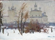 Personal site of Artist (Painter) Aleksey Motorin