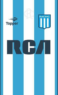 Camiseta RC titular 2016