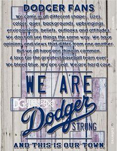 Dodger Strong!
