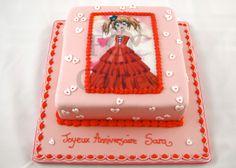 Cake for teenagers - Gateau D'anniversaire Pour Adolescent