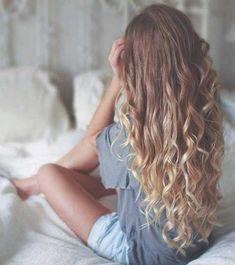 Cheveux longs 11+ Blond foncé
