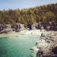 Tobermory, Ontario Tobermory Ontario, Vacation, Water, Outdoor, Gripe Water, Outdoors, Vacations, Holidays Music, Outdoor Games