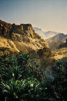 Atlas Mountains, Morocco Atlas Mountains This awesome mountain range spans across Morocco, Algeria, and Tunisia, and separates the North African coast from the Sahara