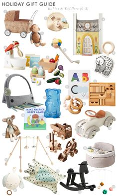 6a6be2696f5e9 2018 Gift Guide  83 of the Best Ideas For Babies