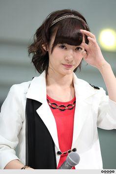 Erina Ikuta(Morning Musume'14) @ Sunshine City Ikebukuro. Photo by Barks.jp