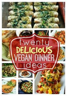 Easy Homesteading: 20 Delicious Vegan Lunch Ideas