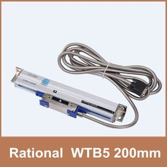 107.35$  Buy here  - Free Shipping Rational WTB5 0.005mm 200mm linear scale TTL 5V linear encoder for milling lathe CNC linear scale 5V