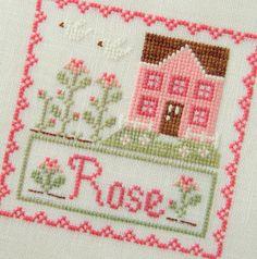 ... Corrie schrijft op ...: Een huis met de geur van Rozen en Lelietjes van Dalen