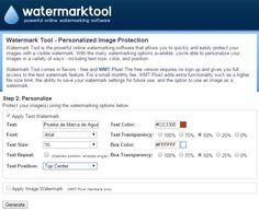 WatermarkTool es una aplicación web,que en forma fácil y rápida permite proteger imágenes agregando marcas de aguay de lacual ya habíamos hablado hace varios años. Con elcorrer del tiempo han introducido algunas modificaciones al servicio, como por ejemplo además deuna versióngratis, ahora también ofrecenuna versión Plusde pago,la cual incluye mejorescaracterísticas. La versión gratis permite agregar una marca de agua de texto a una o varias imágenes al mismo tiempo, con la…