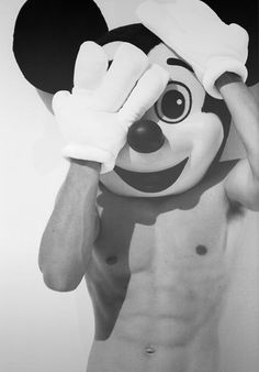 Oh Mickey you're so fine, you're so fine you blow my mind...hey Mickey, hey hey hey Mickey ❤