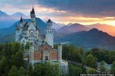 neuschwanstein castle - Recherche Google