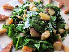 EASY COLLARDS WITH POTATOES AND TOFU http://vegannomnoms.blogspot.com/2010/10/wtf-are-collards-easy-collards-with.html