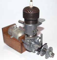 History of Model Engines   Model Aviation Small Engine, New Engine, Aeroplane Engine, Airplane News, Navy Carriers, Combustion Engine, Vintage Models, Spark Plug, Model Airplanes