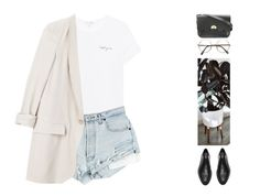 """#566"" by missad3 ❤ liked on Polyvore featuring rag & bone, Gucci, Lanvin and The Cambridge Satchel Company"