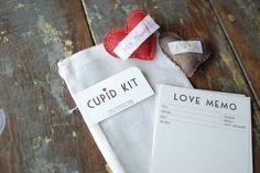 Valentines cupid kit
