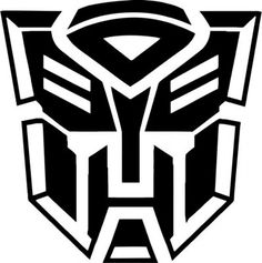 Vinyl Decal Sticker - Transformers Autobots decal for Windows, Cars, Laptops, Macbook, Yeti, Coolers, Mugs etc