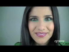 Cy Make Up Tutorials - Verde esmeralda Zapatos studsteps de Cyzone - Súper cómodos y fashion!  www.cyzone.com #PrimerasVecesbyCyzone - Primer Aniversario con mi enamorado