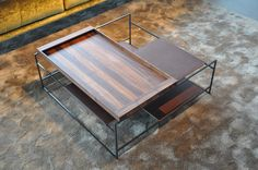 Couchtische | Tische | Sidetable series | FOUNDED | Richard. Check it out on Architonic