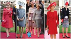 The Royal Order of Sartorial Splendor: Royal Fashion Awards: The Religious Wedding in Luxembourg