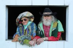 ADVANCED STYLE: Advanced Love: Mort and Ginny Linder