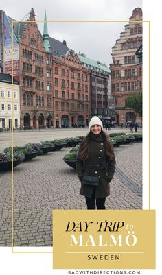 Planning a trip to Malmo in Sweden? Going to Copenhagen and have extra time on your hands? Look at this day trip / one day itinerary for Malmo! This travel guide will show you the places to visit in Malmo, the sights to see, where to go, and what to see. Enjoy your holiday!
