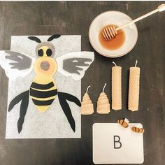 I hope it's a BEEautiful day where you are. ☺️🐝💗 It's a tad gloomy here in Nashville but it's not too warm so I will take it. How fun is this letter of the week mini lesson? Teaching Letter Recognition, Teaching Letters, Learning The Alphabet, Alphabet Activities, Toddler Preschool, Preschool Activities, Letter Matching, Letter Of The Week, Adult Fun