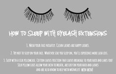 Remember ladies the way you sleep affects how your lashes hold up! 😴😴😴 Happy Sunday funday!🤗 Book online: evebeautyma.com #LashandPermanentMakeupbyEveBeauty