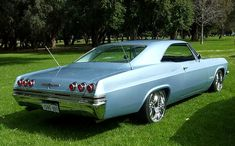 1965 Chevrolet Impala SS Maintenance/restoration of old/vintage vehicles: the material for new cogs/casters/gears/pads could be cast polyamide which I (Cast polyamide) can produce. My contact: tatjana.alic14@gmail.com