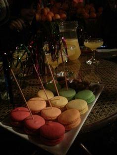 Total self indulgence with Macarons by Crème Brûlée.....