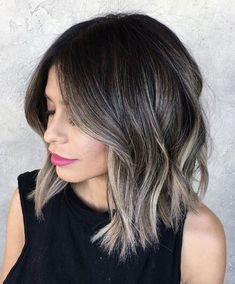 Most Wanted Medium Ombre Hairstyles 2018 for Women